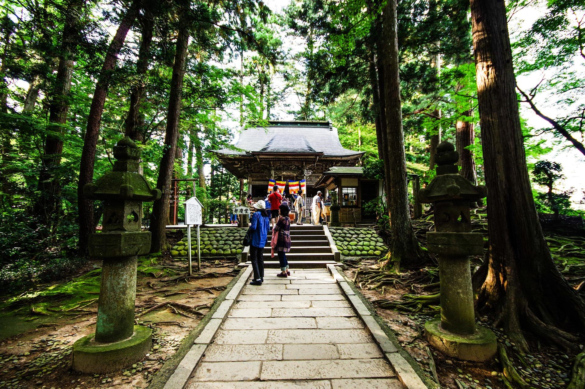 「熱田神宮」誰も教えてくれなかった秘密のデート。神社ならここだ!